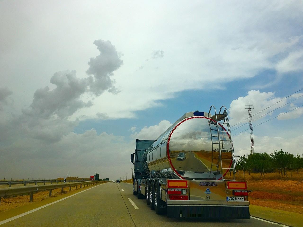 Des informations sur le transport de matières dangereuses